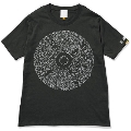 131 □□□ NO MUSIC, NO LIFE. T-shirt (グリーン電力証書付) Black/Mサイズ