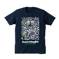 Negicco at 日比谷野外大音楽堂 Road of Negiiiiii~Negicco One Man Show~ 2015 Summer T-shirt Navy (TOWER RECORDS限定カラー)/Sサイズ