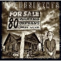 80 Aching Orphans - 45 Years Of The Residents: 4CD/Hardback Book Anthology Set [4CD+BOOK]