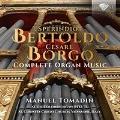 スペリンド・ベルトルド、チェーザレ・ボルゴ: オルガン曲全集