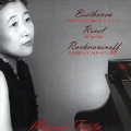 Beethoven: Piano Sonata No.31 Op.110; Ravel: Miroirs; Rachmaninov: Corelli Variations Op.42