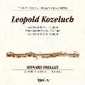 コジェルフ: ピアノ協奏曲第1番、第5番、第6番~クラシカル・ピアノ・コンチェルト・シリーズ Vol.4