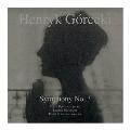 Gorecki: Symphony No.3<限定盤>