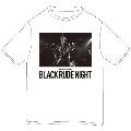 BLACK RUDE NIGHT<a flood of circle>T-Shirt/XL