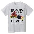 TOWER RECORDS × MADBUNNY NO FUJIROCK, NO LIFE! T-shirt レッド Mサイズ