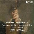 モーツァルト: ピアノとヴァイオリンのためのソナタ集 Vol.2