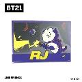 BT21 ダイカットクリアファイル Vol.3/RJ