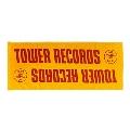 TOWER RECORDS タオル