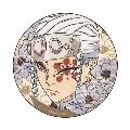 鬼滅の刃 カンバッジ/宇髄天元