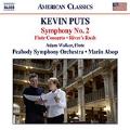 Kevin Puts: Symphony No.2, Flute Concerto, River's Rush