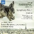 ルイーズ・ファランク: 交響曲 第1番/序曲集 他