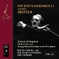 ブリテン: シンフォニア・ダ・レクイエム Op.20、他