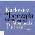 カルウォヴィチ&モニューシュコ: 歌曲集