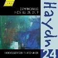 ハイドン: 交響曲全集 Vol.24 (第9番、第37番、第38番、第63番)