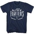 "FOO FIGHTERS ""100% ORGANIC""Logo T-shirt/Lサイズ"