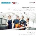 ブラームス: 弦楽四重奏曲第1番、クラリネット五重奏曲 Op.115