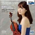 ショスタコーヴィチ:ヴァイオリン協奏曲 第1番 他
