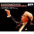 ショスタコーヴィチ:交響曲 第12番「1917年」&第15番