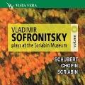 Vladimir Sofronitzky Plays at the Scriabin Museum Vol.6