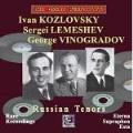 Russian Tenors - Rare Recordings
