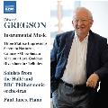 グレグソン: インストゥルメンタル・ミュージック