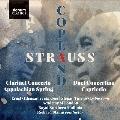 R.シュトラウス: 二重小協奏曲、コープランド: クラリネット協奏曲