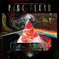 Pink Floyd / 2013 Square Calendar (Pyramid)
