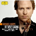 Mendelssohn :Violin Concerto Op.64 (1844-original)/Octet Op.20 (1832-revised)/etc:Daniel Hope(vn)/Thomas Hengelbrock(cond)/Chamber Orchestra of Europe/etc