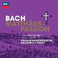 J.S.Bach: Matthaus Passion / Riccard Chailly, Leipzig Gewandhaus Orchestra, etc