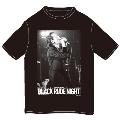 BLACK RUDE NIGHT<The Birthday>T-Shirt/S