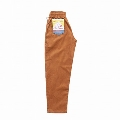 COOKMAN Chef Pants Corduroy BROWN Xlサイズ