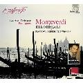 Monteverdi: Madrigals - Mantova, Cremona, Venezia