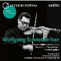 Mozart: Violin Concerto No.5; Henze: Violin Concerto No.1; Martin: Magnificat