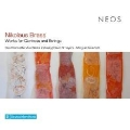 Nikolaus Brass: Works for Clarinets and Strings
