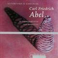 C.F.アーベル: 六つの交響曲~交響曲の都ロンドン, モーツァルトの来た道