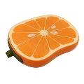 フルーバ モバイルバッテリー4000mAh/オレンジ