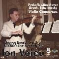 プロコフィエフ、ベートーヴェン、ブルッフ、チャイコフスキー: ヴァイオリン協奏曲