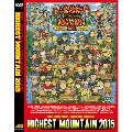 MIGHTY JAM ROCK PRESENTS JAPANESE REGGAE FESTA IN OSAKA HIGHEST MOUNTAIN 2015