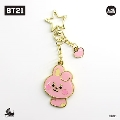 BT21 メタルゆらゆらキーチェーン ver.2/COOKY