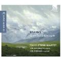 ブラームス: クラリネット五重奏曲ロ短調op.115, ピアノ五重奏曲ヘ短調op.34