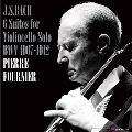 J.S.バッハ:無伴奏チェロ組曲全6曲 BWV1007-1012<完全限定生産盤>