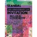 SCANDAL 15th ANNIVERSARY LIVE 『INVITATION』 at OSAKA-JO HALL [DVD+2CD+特製フォトブックレット]<初回限定盤>