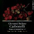 カルボネッリ: ヴァイオリンと通奏低音のための室内ソナタ集