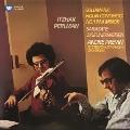 Goldmark: Violin Concerto No.1; Sarasate: Zigeunerweisen