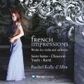 French Impressions - Works for Violin and Orchestra