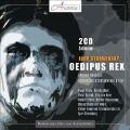 Stravinsky: Apollon Musagete, Symphonies d'Instruments a Vent, Oedipus Rex