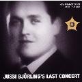 Jussi Bjorling's Last Concert