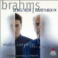 ブラームス:ヴァイオリン協奏曲&ヴァイオリン・ソナタ第3番