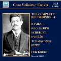 Kreisler - The Complete Recordings Vol.4