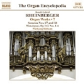 Rheinberger: Organ Works Vol.7 / Wolfgang Rubsam(org)